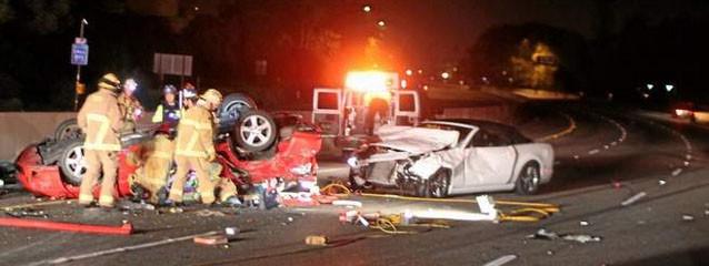 Santa Barbara car accident kills two Los Angeles high school students