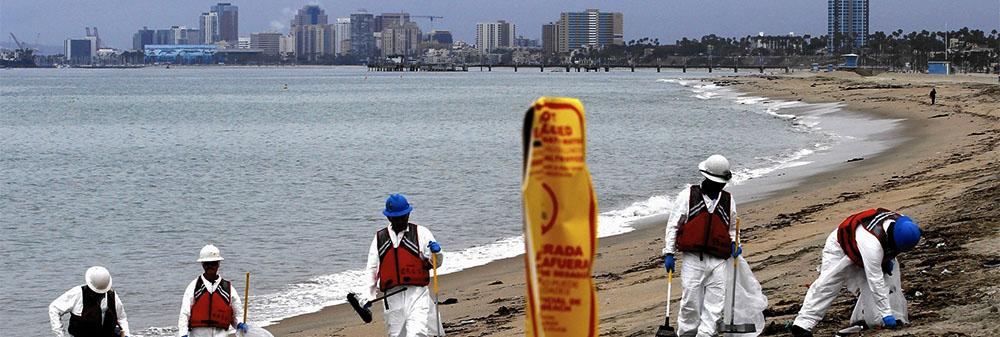 Long Beach tar balls facts