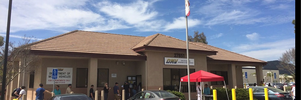 Selling DMV appointments is legal in California, but that