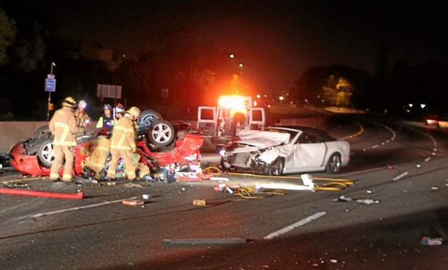 Santa Barbara car accident kills two Los Angeles high school students