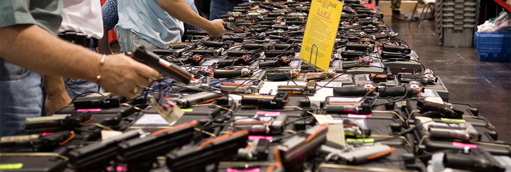 Gun Massacre Control Legislation