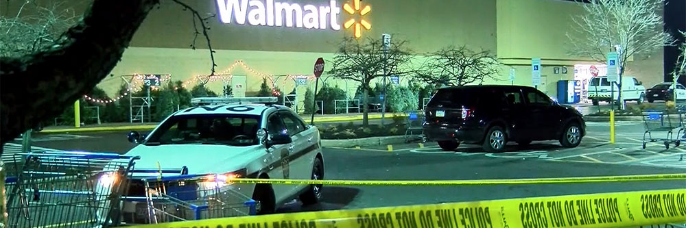 Walmart shooting rampage