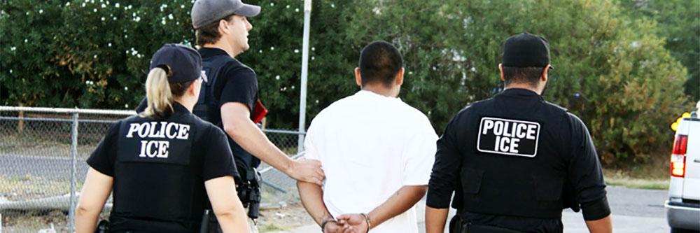 California vs Feds undocumented immigrants