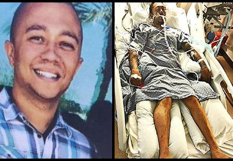 Wrongful death Anaheim police