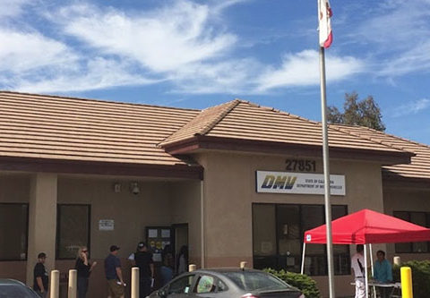 Sell DMV appointments California